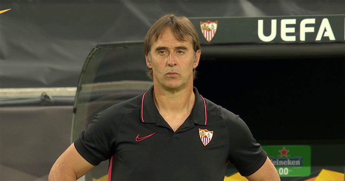 Лопетеги: Мы три матча не можем обыграть Реал, но не оглядываемся наза