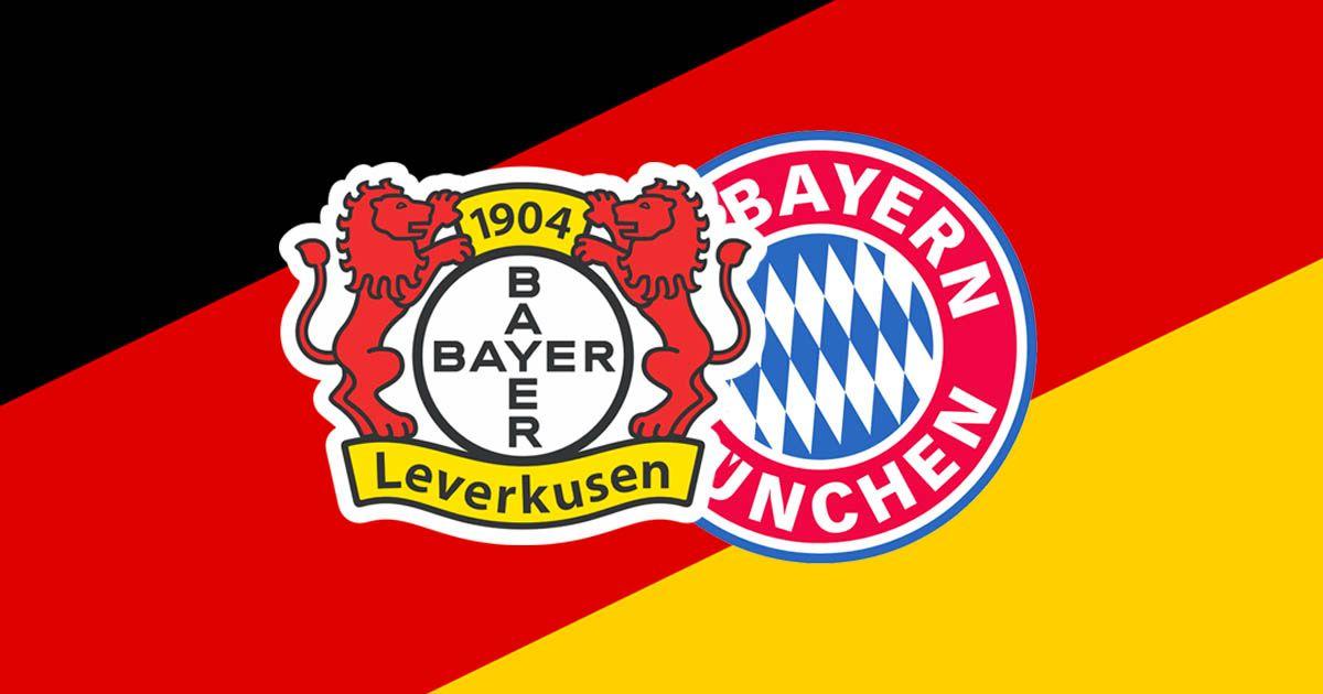 Байер — Бавария — 2:4: смотреть голы матча Бундеслиги